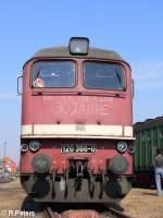 Stasfurt/28958/30-jahre-schon-verrichtet-120-366-0 30 Jahre schon verrichtet 120 366-0 ihren Dienst im BW-Staßfurt.