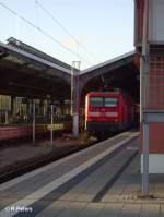BR 112/29288/112-186-2-steht-mit-dem-re1 112 186-2 steht mit dem RE1 Brandenburg HBF in Frankfurt/Oder zur Abfahrt bereit. 27.10.06