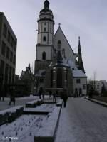 Links und Rechts der Strecke/53374/die-thomaskirche-in-leipzig Die Thomaskirche in Leipzig